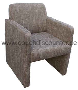"Cocktailsessel Sessel Clubsessel Loungesessel Modell ""C"""