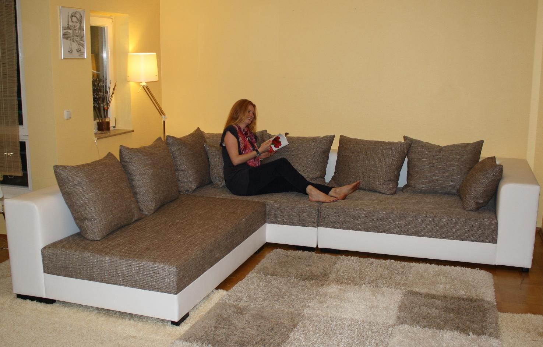 Couchdiscounter qualit t auswahl service und g nstige for Wohnlandschaft 320 cm