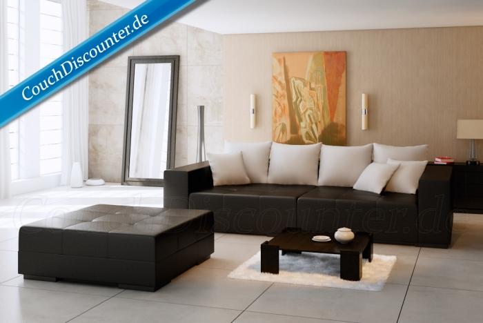 Riesensofa  COUCHDISCOUNTER - Qualität, Auswahl, Service und günstige Preise