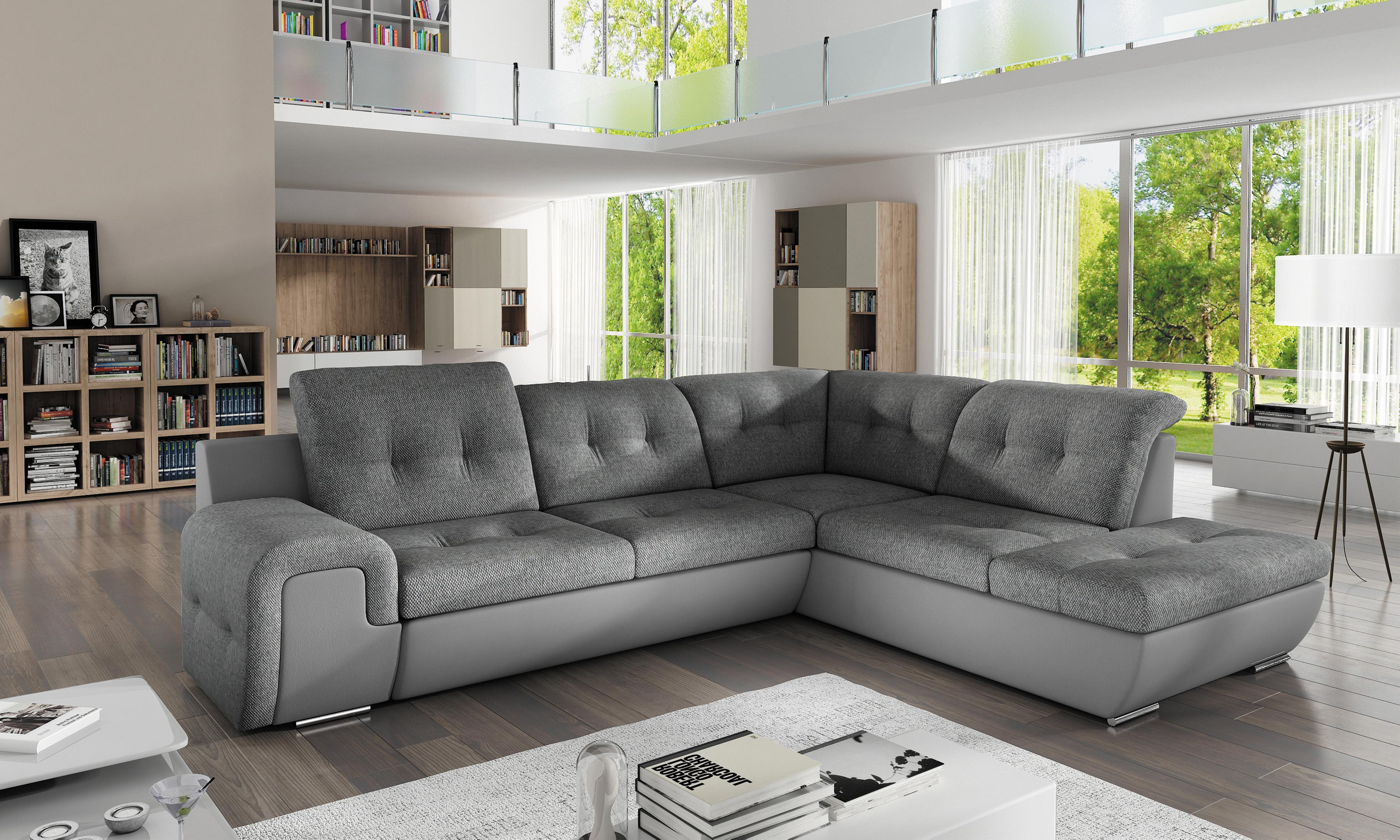 Couchdiscounter qualit t auswahl service und g nstige for Ecksofa 230 cm breit