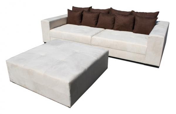 couch big sofa xxl hocker edel couchgarnitur neu ovp farben frei w hlbar. Black Bedroom Furniture Sets. Home Design Ideas