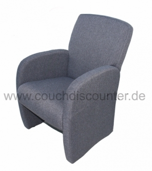 "Cocktailsessel Sessel Clubsessel Loungesessel Modell ""S"""
